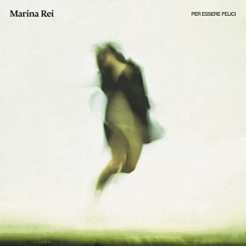 MARINA REI - PER ESSERE FELICI (CD)