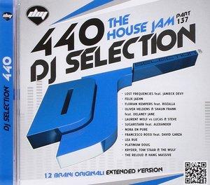 DJ SELECTION 440: THE HOUSE JAM VOL.138 (CD)