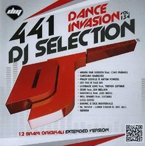 DJ SELECTION 441 -DANCE INVASION 134 (CD)