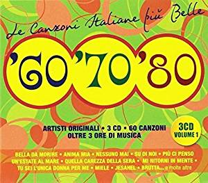 ANNI 60 70 80 VOLUME 1 (3 CD) (CD)