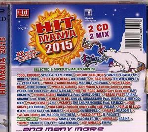 HIT MANIA 2015 -2CD (CD)