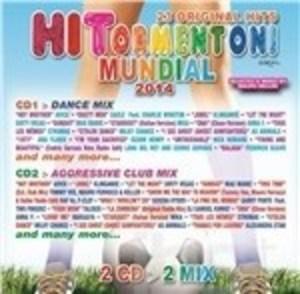 HITORMENTONI MUNDIAL 2014 -2CD -ESENTE (CD)