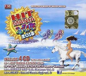 HIT MANIA ESTATE 2015 (4CD) (CD)
