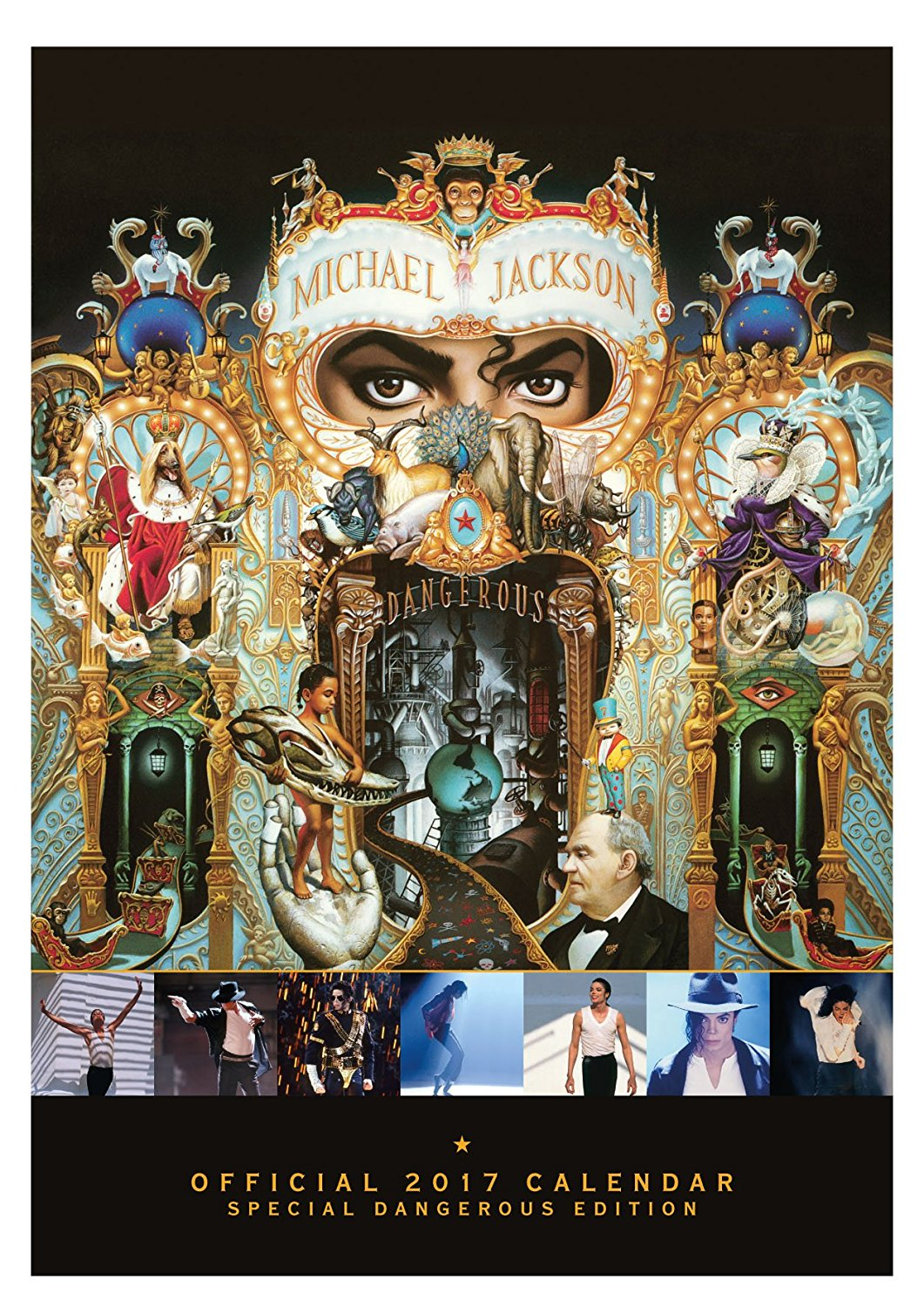 MICHAEL JACKSON - OFFICIAL 2017 SPECIAL LIM.ED