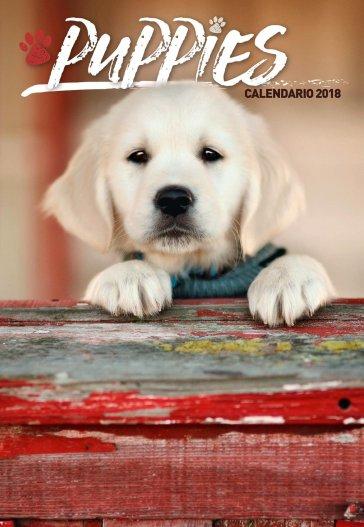 CALENDARIO 2018 29X42 PUPPIES