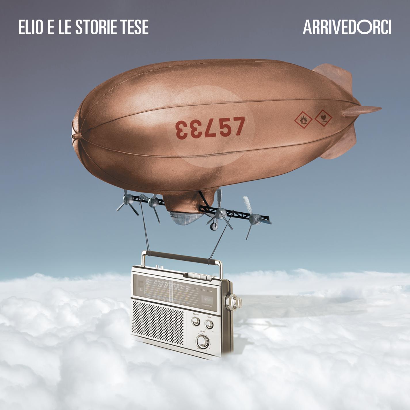ELIO E LE STORIE TESE - ARRIVEDORCI (4 LP 180 GR. + 45 GIRI) (LP)