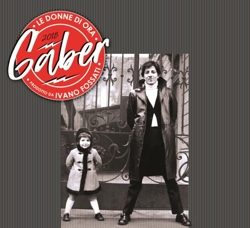 GIORGIO GABER - LE DONNE DI ORA (DIGPAK) (CD)