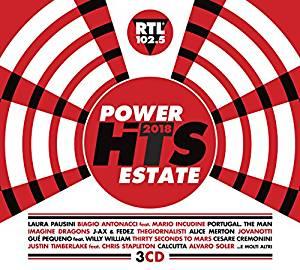 POWER HITS ESTATE 2018 -3CD (CD)