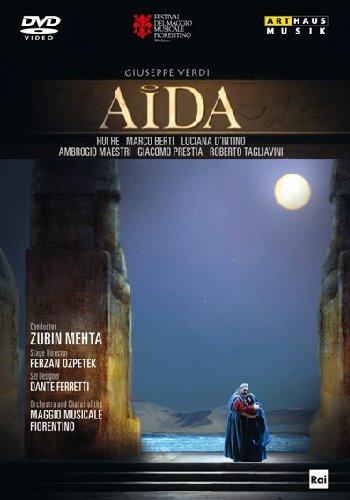 GIUSEPPE VERDI - AIDA (DVD)