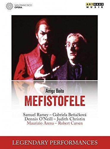 ARRIGO BOITO - MEFISTOFELE (DVD)