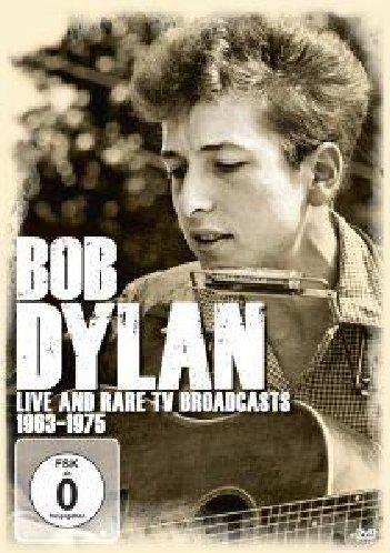 DYLAN BOB - TV LIVE AND RARE '63-'75 (DVD)