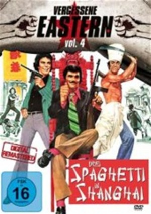 3 SUPERMEN IN CINA / DREI SPAGHETTI IN SHANGHAI (IMPORT) (DVD)