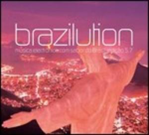 BRAZILUTION 5.7 -2CD (CD)