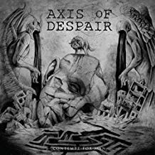 AXIS OF DESPAIR - CONTEMPT FOR MAN (CD)
