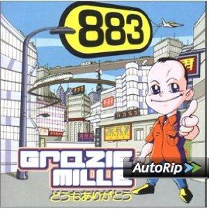 883 - GRAZIE MILLE ED.STRAORDINARIA (CD)