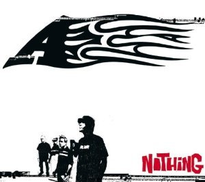 A - NOTHING (CD)
