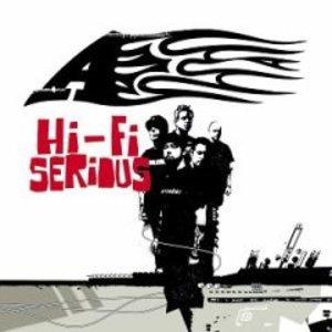 A - HI-FI SERIOUS (CD)
