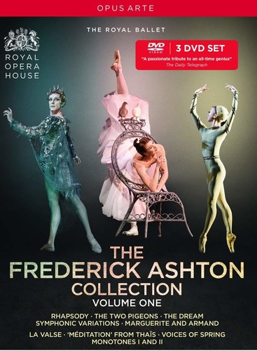 THE FREDERICK ASHTON COLLECTION (DVD)