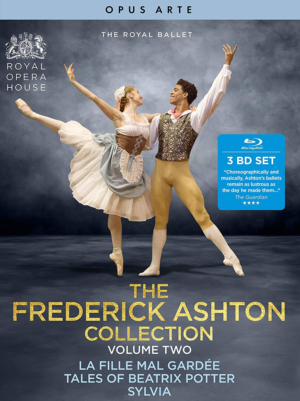 COF.THE FREDERICK ASHTON COLLECTION (3 DVD) (DVD)