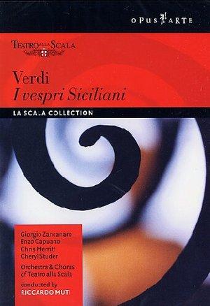 I VESPRI SICILIANI (VERDI . MUTI) (DVD)