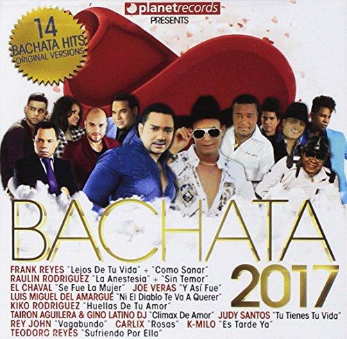 BACHATA 2017 (CD)