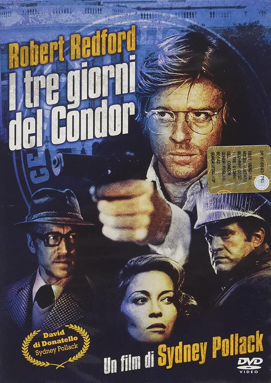 I TRE GIORNI DEL CONDOR (DVD)