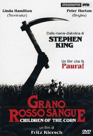 GRANO ROSSO SANGUE (DVD)