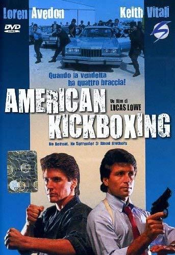 AMERICAN KICKBOXING (DVD)