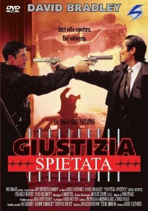 GIUSTIZIA SPIETATA (DVD)