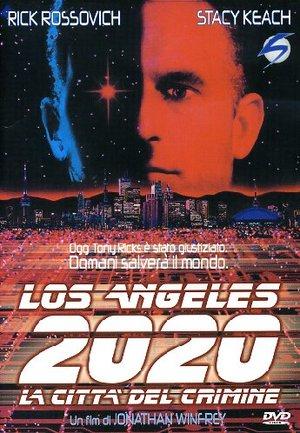 LOS ANGELES 2020 LA CITTA' DEL CRIMINE (DVD)