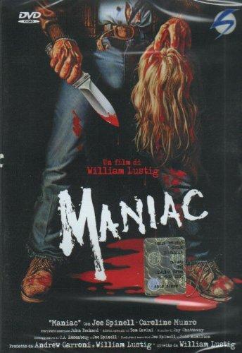 MANIAC - 1981 (DVD)