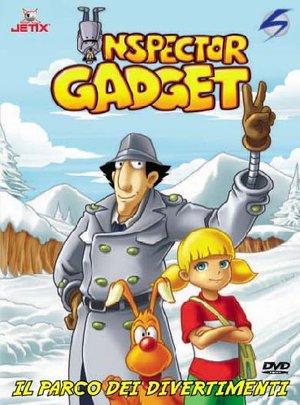 INSPECTOR GADGET 06 - IL PARCO DEI DIVERTIMENTI (DVD)