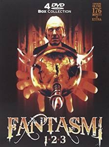 COF.FANTASMI 1.2.3 (DVD)