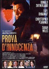 PROVA D'INNOCENZA (STORM) - RMA (DVD)