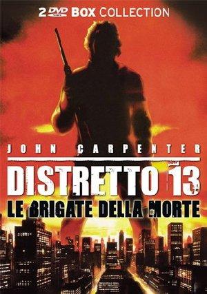 DISTRETTO 13 - LE BRIGATE DELLA MORTE (SE) (2 DVD+ BOOK) (DVD)