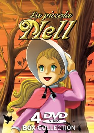 COF.LA PICCOLA NELL -4DVD (DVD)