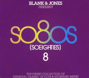 SO80S (SO EIGHTIES) VOL.8 -2CD (CD)