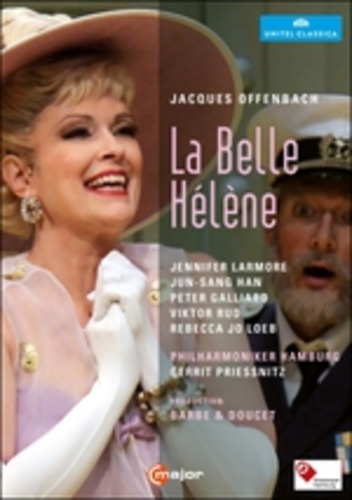 JACQUES OFFENBACH - LA BELLE HELENE (DVD)