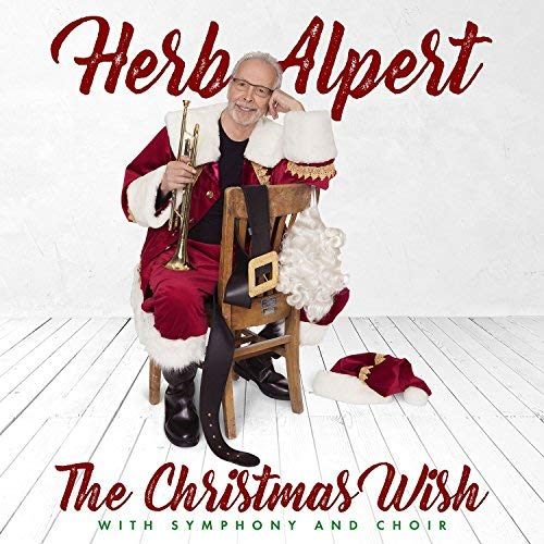 HERB ALPERT - THE CHRISTMAS WISH (CD)