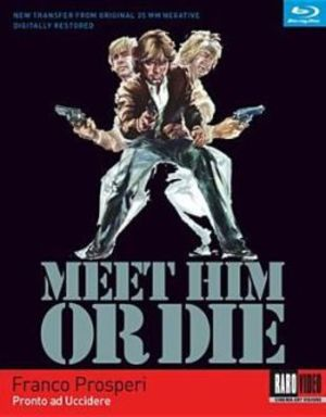 PRONTO AD UCCIDERE / MEET HIM AND DIE (BLU-RAY) (IMPORT)