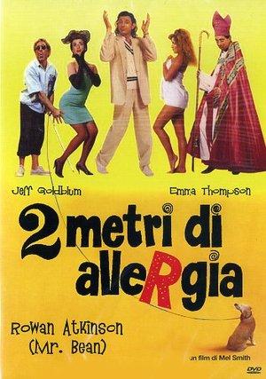 2 METRI DI ALLERGIA (DVD)