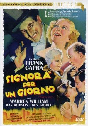 SIGNORA PER UN GIORNO (DVD)