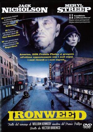 IRONWEED (DVD)