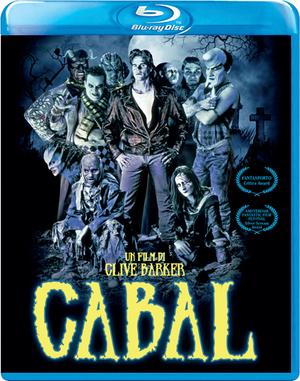 CABAL - VERSIONE CINEMATOGRAFICA + DIRECTOR'S CUT (BLU-RAY)