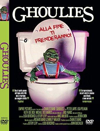 GHOULIES (DVD)