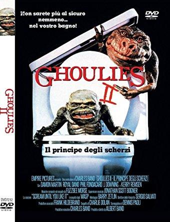 GHOULIES II (DVD)