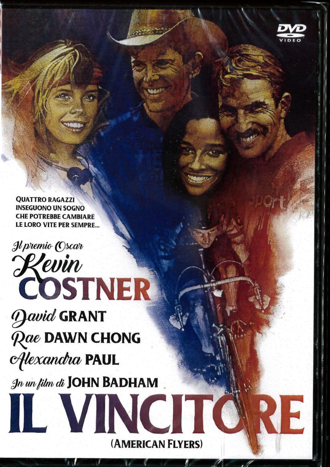 IL VINCITORE (DVD)