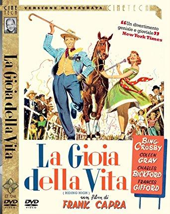 LA GIOIA DELLA VITA (DVD)