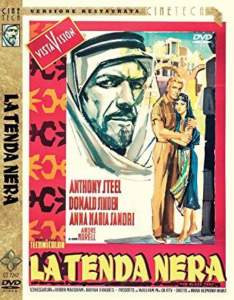 LA TENDA NERA (DVD)