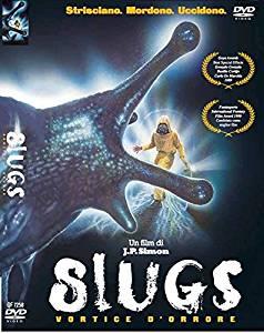 SLUGS VORTICE D'ORRORE (DVD)
